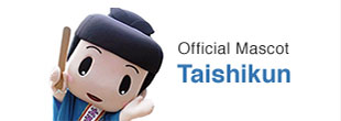 Official Mascot Taishikun